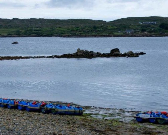 Where can I go sailing in Clifden