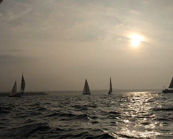 Where can i go sailing in Dun laoghaire