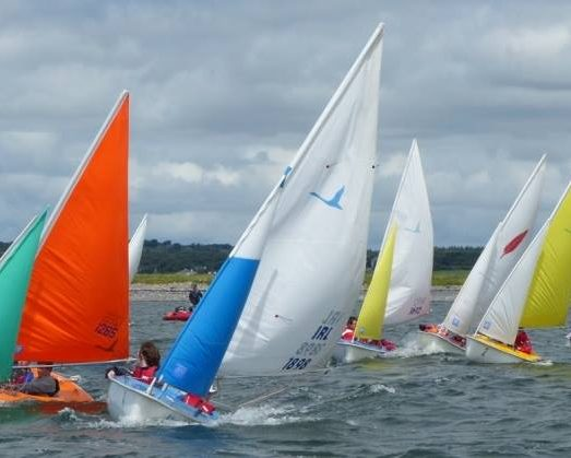 Sailing in Dun Laoghaire