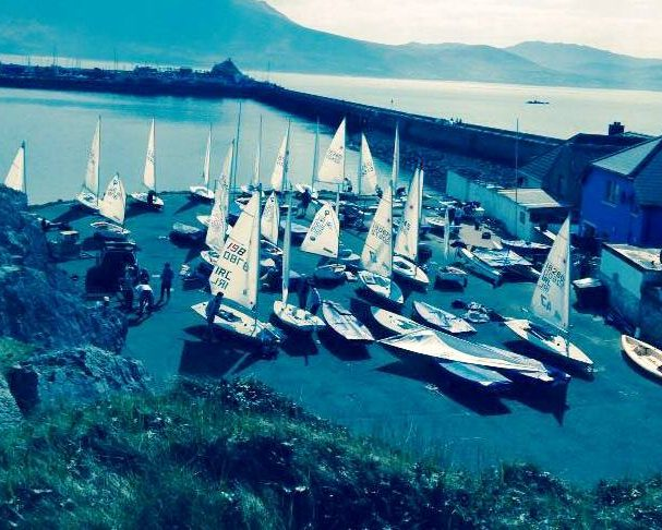 Where can I go sailing in Tralee